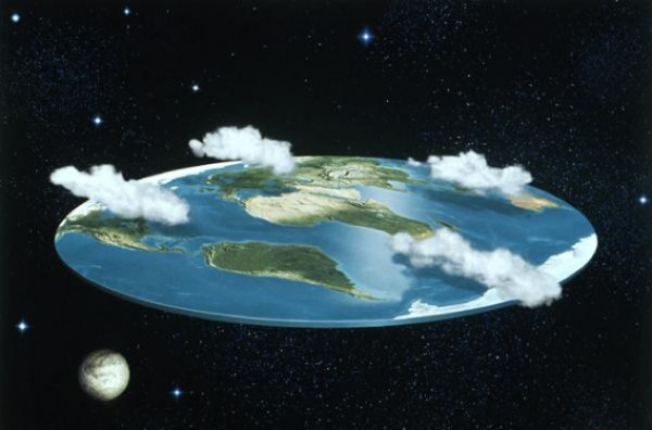 flat earthers debunked how we know the earth and moon are spheres