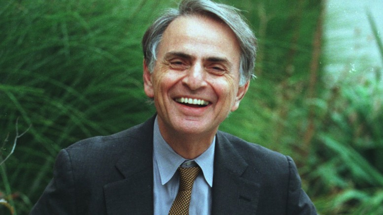The lasting legacy of Carl Sagan: astrobiologist, existentialist, and avid marijuana advocate