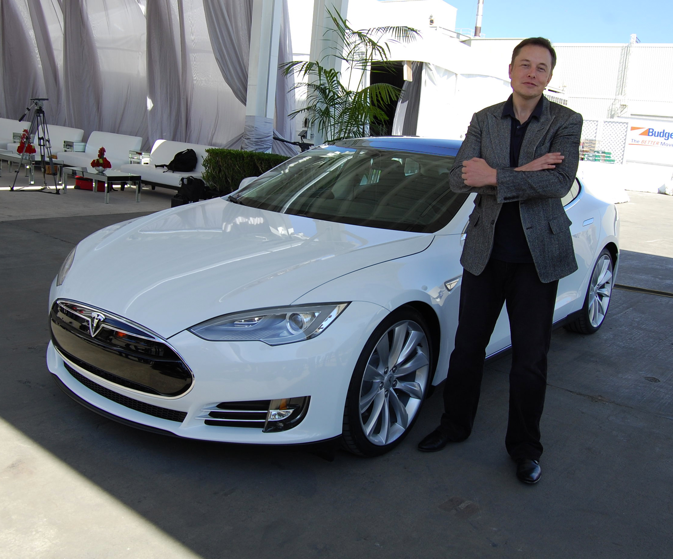Making a statement? 'Somewhat libertarian' Elon Musk just blew up